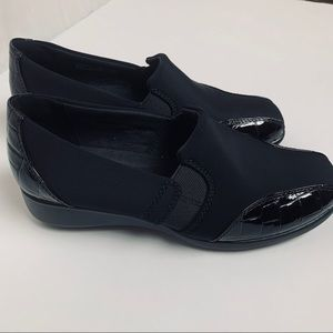 Clark's | Black Loafer